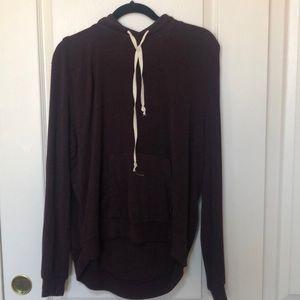 Brandy long pullover cardigan